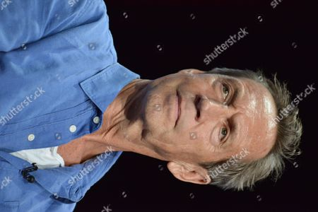 """Jonathan Hyde on stage during the """"The Strain"""" panel at the The FX 2014 Summer TCA held at the Beverly Hilton Hotel, in Beverly Hills, Calif"""