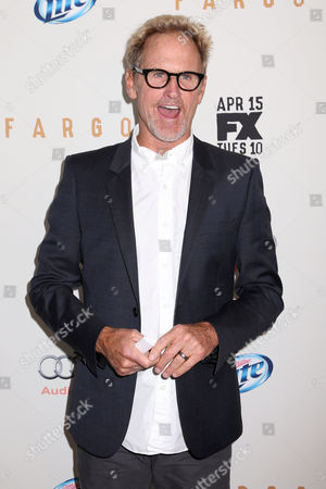 """Actor Jere Burns attends the FX Networks Upfront premiere screening of """"Fargo"""" at the SVA Theater on in New York"""