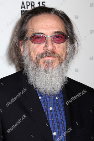 """Actor Larry Charles attends the FX Networks Upfront premiere screening of """"Fargo"""" at the SVA Theater on in New York"""