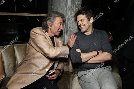 "Stock Picture of Bob Shaye and Producer Jason Blum seen at Gramercy Pictures presents the world premiere of ""Insidious: Chapter 3"" held at TCL Chinese Theatre, in Hollywood"