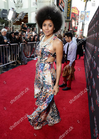 "Amaris Davidson seen at Gramercy Pictures presents the world premiere of ""Insidious: Chapter 3"" held at TCL Chinese Theatre, in Hollywood"