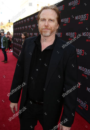 "Courtney Gains seen at Gramercy Pictures presents the world premiere of ""Insidious: Chapter 3"" held at TCL Chinese Theatre, in Hollywood"
