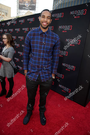 """Editorial picture of Gramercy Pictures Presents the World Premiere of """"Insidious: Chapter 3"""", Hollywood, USA"""