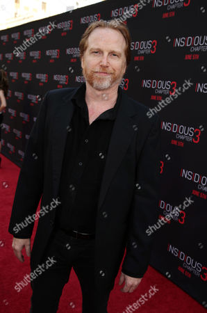 "Stock Image of Courtney Gains seen at Gramercy Pictures presents the world premiere of ""Insidious: Chapter 3"" held at TCL Chinese Theatre, in Hollywood"