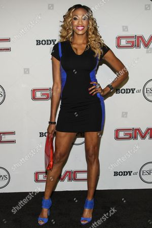 Professional volleyball player Kim Glass at the Body at ESPYS Party sponsored by Hennessy V.S on at Lure in Los Angeles, CA