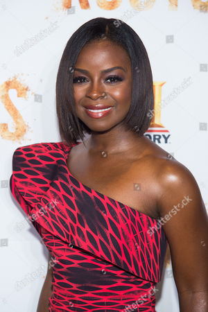 "Stock Image of Erica Tazel attends History Channel's ""Roots"" mini-series premiere at Alice Tully Hall, in New York"