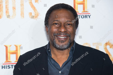 """Editorial picture of History Channel's """"Roots"""" Mini-Series Premiere, New York, USA"""