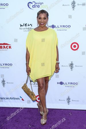 Stock Photo of Rolonda Watts attends HollyRod's 17th Annual DesignCare Gala held at The Lot Studios, in West Hollywood, Calif
