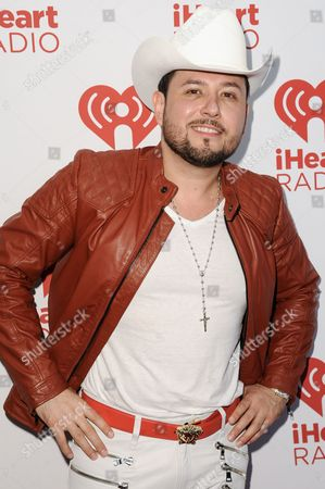 Roberto Tapia arrives at the iHeartRadio Fiesta Latina Concert, in Inglewood, Calif