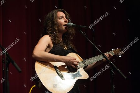 Natalie Closner of Joseph opens up for James Bay performs at The Fillmore on in Miami Beach, Fla