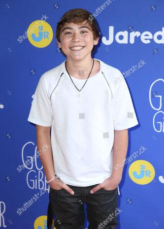"Raymond Ochoa attends Just Jared Jr.'s Fall Fun Day celebrating Season 2 of Amazon Prime's ""Gortimer Gibbon's Life on Normal Street"", in Los Angeles"