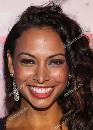 Stock Photo of Actress Nadia Dawn arrives at Kandyland 2013: A Decade of Decadent Dreams on in Beverly Hills, Calif
