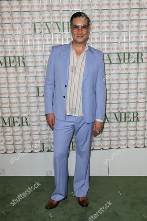 "Cameron Silver attends the La Mer ""Celebration of an Icon"" Event at Siren Studios, in Los Angeles"