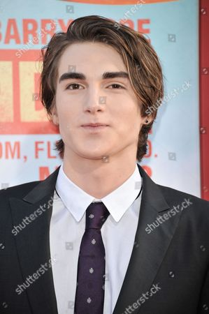 """Zak Henri arrives at the LA Premiere of """"Blended"""" held at the TCL Chinese Theatre, in Los Angeles"""
