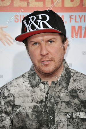 """Nick Swardson arrives at the LA Premiere of """"Blended"""" held at the TCL Chinese Theatre, in Los Angeles"""