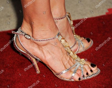 """Stock Picture of Nancy La Scala arrives at the Premiere of """"Bridegroom"""" at The Samuel Goldwyn Theatre on in Beverly Hills, Calif"""
