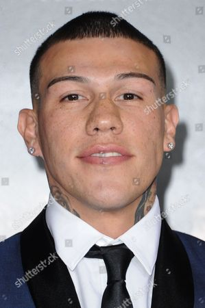 "Gabriel Rosado attends the LA Premiere of ""Creed"" held at the Regency Village Theater, in Los Angeles"