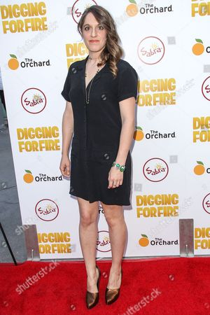 """Editorial picture of LA Premiere of """"Digging For Fire"""", Los Angeles, USA"""