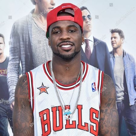 """Stock Photo of Ty Lawson arrives at the LA Premiere Of """"Entourage"""" at the Regency Village Theatre, in Los Angeles"""