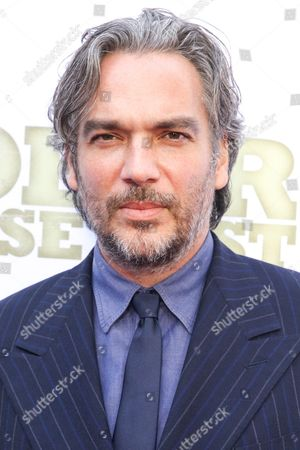 """Andrea Di Stefano arrives at the LA Premiere of """"Escobar: Paradise Lost"""" at the Arclight Hollywood, in Los Angeles"""