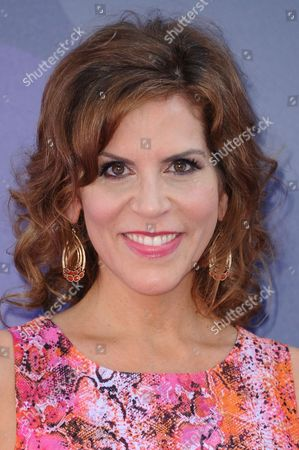 """Stock Picture of Lori Alan arrives at the LA Premiere Of """"Inside Out"""" held at the El Capitan Theatre, in Los Angeles"""