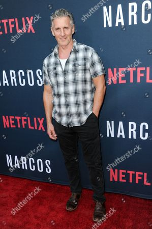 """Editorial image of LA Premiere of """"Narcos"""" Season Two - Arrivals, Los Angeles, USA"""