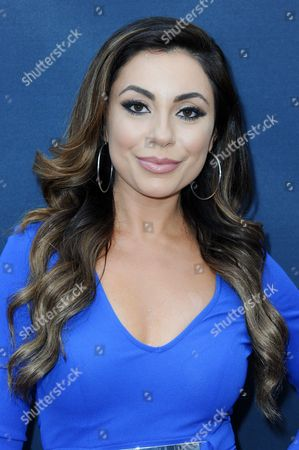 """Uldouz Wallace attends the LA Premiere of """"Narcos"""" Season Two held at ArcLight Cinemas Hollywood, in Los Angeles"""
