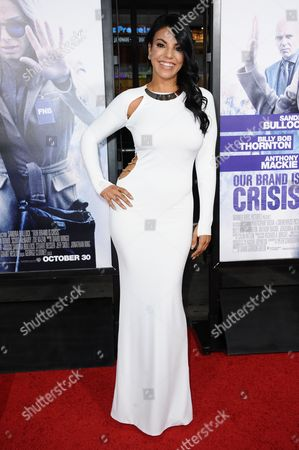 """Matilda Del Toro arrives at the LA Premiere of """"Our Brand is Crisis"""" held at the TCL Chinese Theatre, in Los Angeles"""