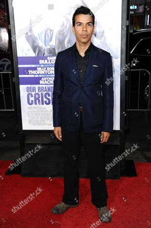"""Editorial image of LA Premiere of """"Our Brand is Crisis"""", Los Angeles, USA"""