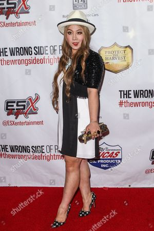 "Editorial photo of LA Premiere of ""The Wrong Side of Right"", Los Angeles, USA"