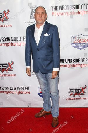 "Editorial picture of LA Premiere of ""The Wrong Side of Right"", Los Angeles, USA"