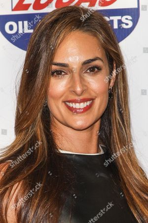 """Stock Picture of Lisa Russell attends the premiere of """"The Wrong Side of Right"""" at the TCL Chinese Theater, in Los Angeles"""