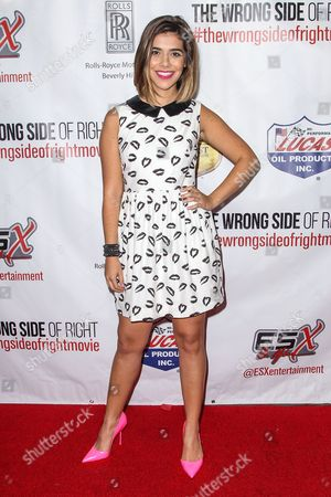 """Editorial picture of LA Premiere of """"The Wrong Side of Right"""", Los Angeles, USA"""