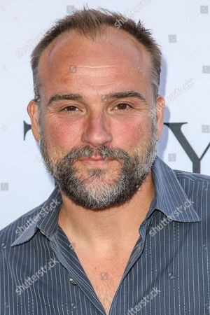 David DeLuise attends the world premiere of 'UNITY' at the DGA Theater on in Los Angeles