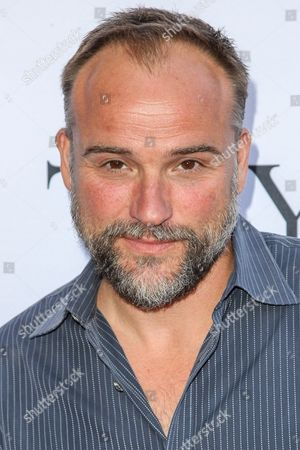 Stock Picture of David DeLuise attends the world premiere of 'UNITY' at the DGA Theater on in Los Angeles