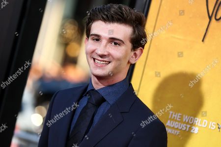 "Alex Shaffer attends the LA Premiere of ""We Are Your Friends"" held at TCL Chinese Theatre, in Los Angeles"