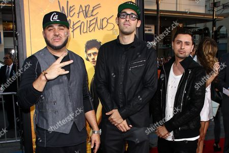 "Editorial photo of LA Premiere of ""We Are Your Friends"" - Arrivals, Los Angeles, USA"