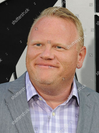 """Larry Joe Campbell arrives at the LA premiere of """"Pacific Rim"""" at the Dolby Theater on in Los Angeles"""