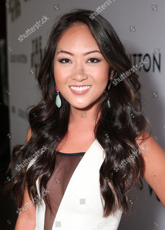 "Brenda Koo arrives at the LA premiere of ""The Bling Ring"" at the Director's Guild of America on in Los Angeles"