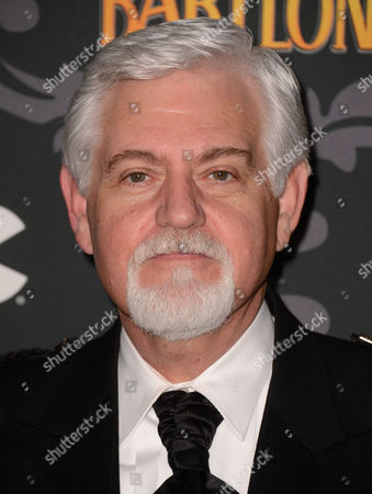 "Steve Tom arrives at the LA Premiere screening of ""The Spoils of Babylon"" at the DGA Theater on in Los Angeles"