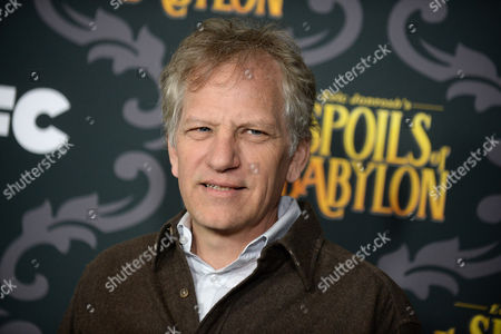 """Andrew Steele arrives at the LA Premiere screening of """"The Spoils of Babylon"""" at the DGA Theater on in Los Angeles"""
