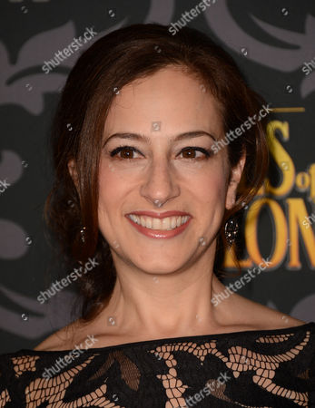 """Jennifer Caserta, IFC president and general manager arrives at the LA Premiere screening of """"The Spoils of Babylon"""" at the DGA Theater on in Los Angeles"""