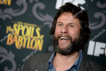 """Matt Piedmont arrives at the LA Premiere screening of """"The Spoils of Babylon"""" at the DGA Theater on in Los Angeles"""