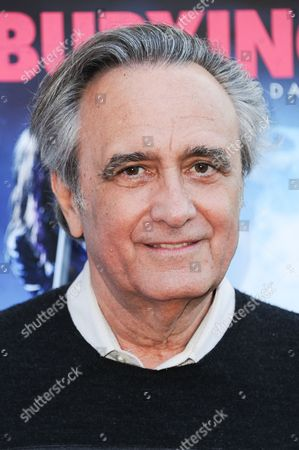 """Director Joe Dante arrives at a special screening of """"Burying the Ex"""" held at Grauman's Egyptian Theatre, in Los Angeles"""
