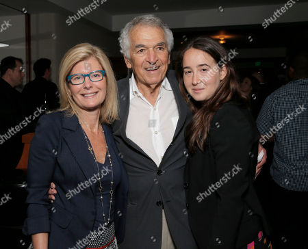Pamela Williams, Alvin Sargent and Julia Barry attend a Stand Up To Cancer hosted screening of Lee Daniels' The Butler to benefit the Laura Ziskin Prize, on in Los Angeles