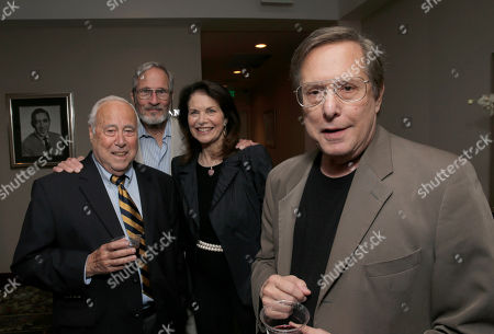 Guest, Steve Shepard, Sherry Lansing and William Friedkin attend a Stand Up To Cancer hosted screening of Lee Daniels' The Butler to benefit the Laura Ziskin Prize, on in Los Angeles
