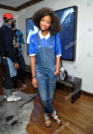 Editorial picture of Levi's Haus Party April 2014, Los Angeles, USA