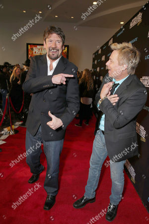 """Editorial photo of Lionsgate Premiere of """"Natural Born Pranksters"""", Los Angeles, USA"""