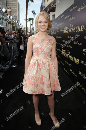 Stock Picture of Cassie Brennan seen at The World Premiere of TYLER PERRY'S 'The Single Moms Club' presented by Lionsgate on in Los Angeles