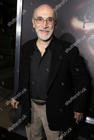 """Stock Image of Tony Amendola seen at the Los Angeles Special Screening of New Line Cinema's """"Annabelle"""", in Hollywood"""